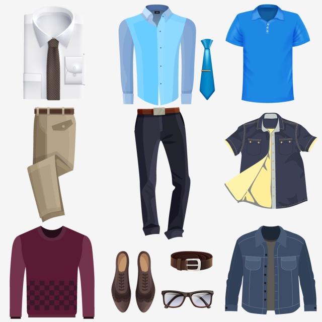 ملابس رجالي